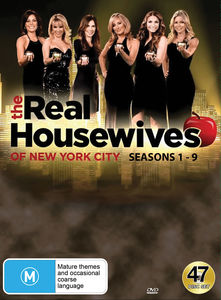 Real Housewives Of New York: Seasons 1-9 [Import]