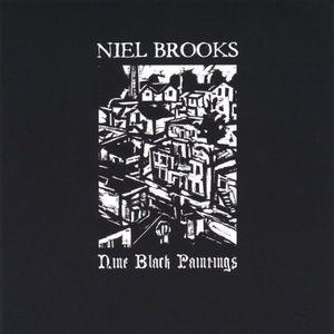 Nine Black Paintings