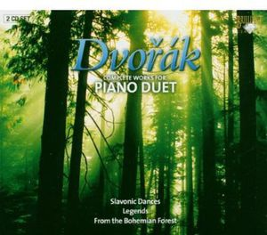 Complete Works for Piano Duet