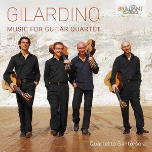 Music for Guitar Quartet