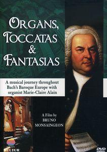 Organs Toccatas & Fantasias