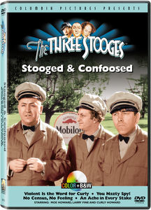 The Three Stooges: Stooged & Confoosed