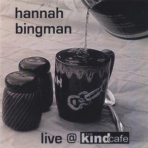 Live at the Kind Cafe
