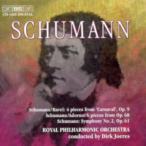 Symphony 2 Op 61 /  Kinderjahr: Six Pieces Op 68