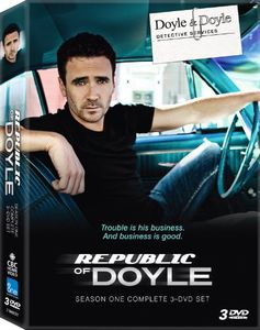Republic of Doyle: Season 1 [Import]