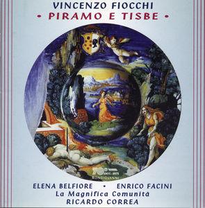 Piramo E Tisbe: Cantata for 2 VCS Strings & Harpsichord