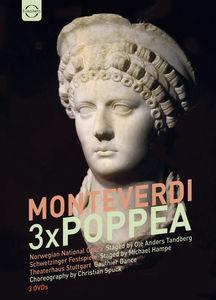 Monteverdi: Poppea Box (3DVD)