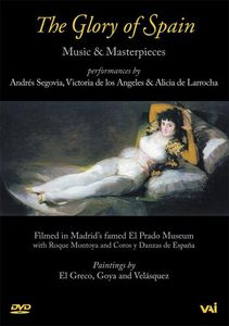 Glory of Spain: Music & Masterpiecs Madrid