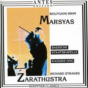 Marsyas /  Zarathustra
