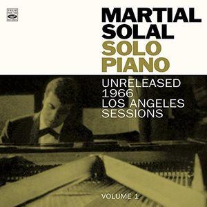 Solo Piano (Unreleased 1966 L.A. Sessions Vol 1) [Import]