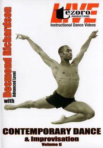 Live at the Broadway Dance Center: Contemporary Dance & Improvisation,Vol. 2