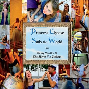 Princess Cheese Sails the World