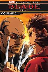 Blade: Marvel Animated Series: Volume 2