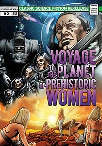 Voyage to the Planet of Prehistoric Women: Comic