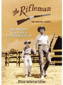 The Rifleman: Season 1 Volume 2 (Episodes 21 - 40)