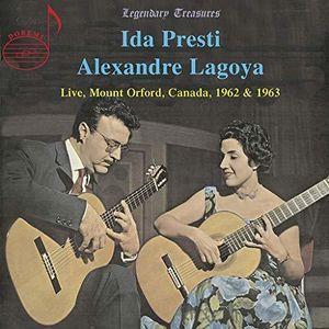 Ida Presti & Alexandre Lagoya Live