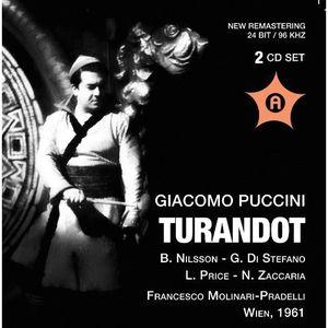 Turandot Wien 1961/ F.Molinari-Pradelli