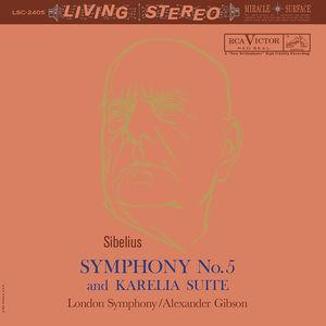 Sibelius: Symphony No. 5 & Karelia Suite