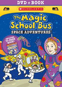 The Magic School Bus: Space Adventures (w /  Book)