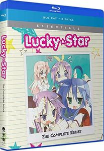 Lucky Star: Complete Series And Ova