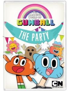 The Amazing World of Gumball: Volume 3 - The Party