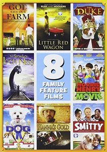 8 Family Feature Films