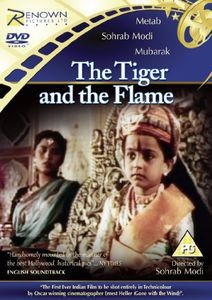 Tiger & the Flame [Import]