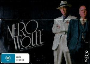 Nero Wolfe: The Complete Television Series [Import]