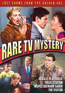 Rare TV Mystery: Herald Playhouse /  Police Station
