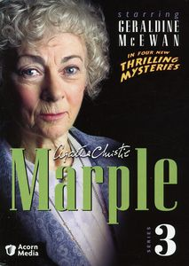 Agatha Christie's Marple Series 3 [WS] [Boxed Set]