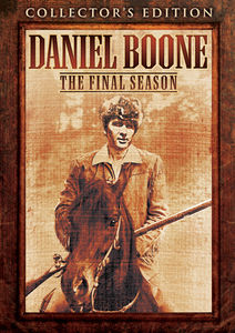 Daniel Boone: Season Six (The Final Season) , Fess Parker