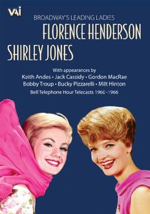 Broadway's Leading Ladies: Shirley Jones & Florence Henderson