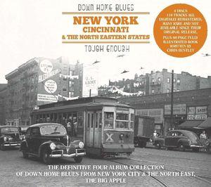 Down Home Blues: New York Cincinnati & North Eastern States: Tough Enough , Various Artists
