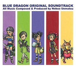 Blue Dragon (Original Game Soundtrack)