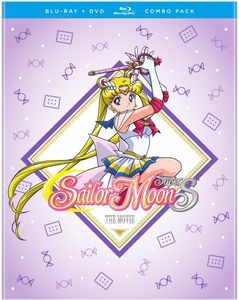 Sailor Moon Super S The Movie