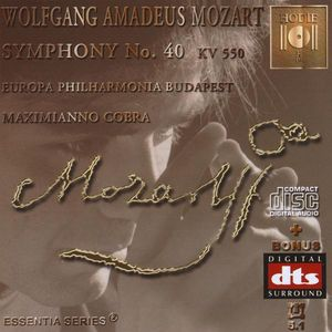 Mozart: Symphony No 40