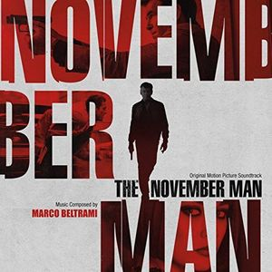 The November Man (Score) (Original Soundtrack)