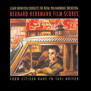 Bernard Hermann Film Scores (Original Soundtrack) [Import]