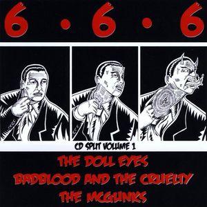 666 Split CD 1