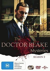 Doctor Blake Mysteries-Season 2 [Import]