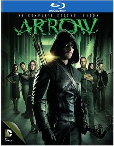 Arrow: The Complete Second Season (DC)