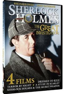 Sherlock Holmes: Great Investigator