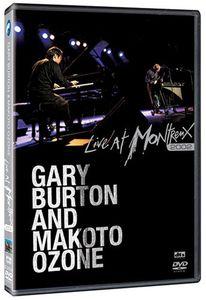 Gary Burton and Makoto Ozone: Live at Montreux 2002