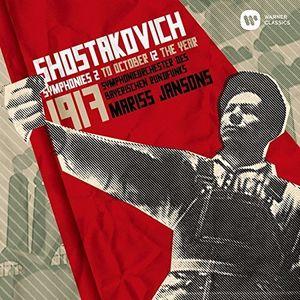 Shostakovich: Sym. Nos. 2 'To October