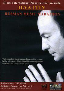 Russian Piano Marathon