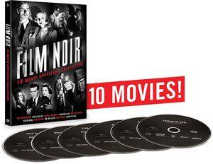 Film Noir 10-Movie Spotlight Collection