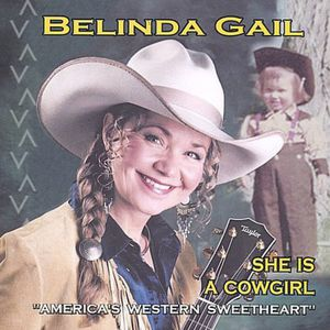 She Is a Cowgirl