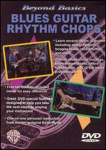 Beyond Basics: Blues Rhythm Chops