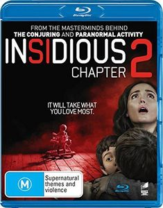 Insidious: Chapter 2 [Import]