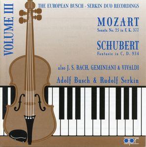 Play Vivaldi/ Bach/ Geminiani/ &